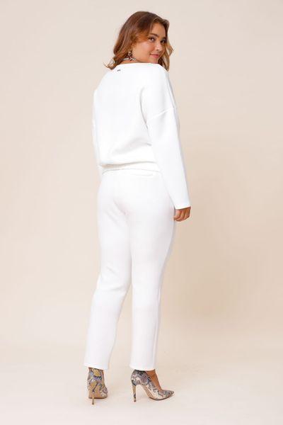 Calça Alfaiataria Moletom Off-white 36