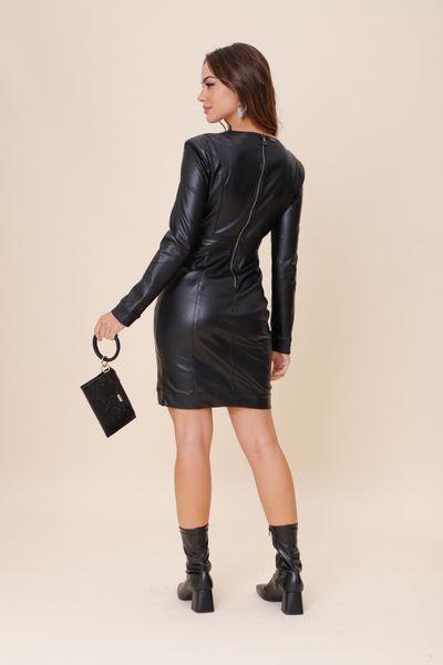 Vestido Super Cut Preto 36