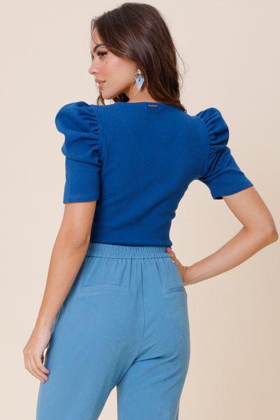 lusa Canelada Princesa  Azul G
