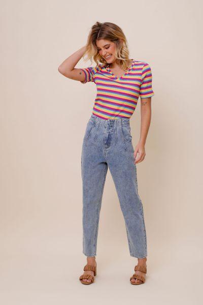 Calça Jeans Prega Jeans 40