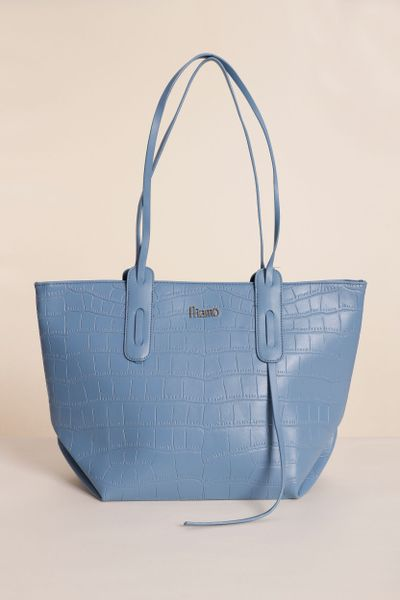Shopping Bag Classic Azul
