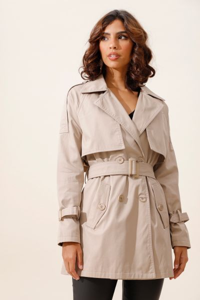 Trench Coat Cool Bege 36