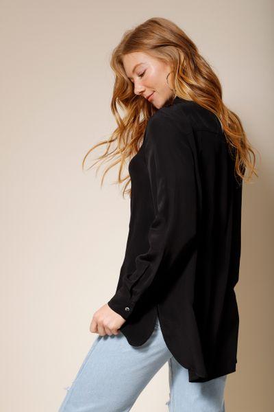 Camisa Basic Preto 36
