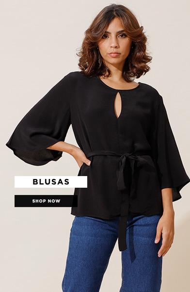 blusas cheias de estilo para qualquer ocasião