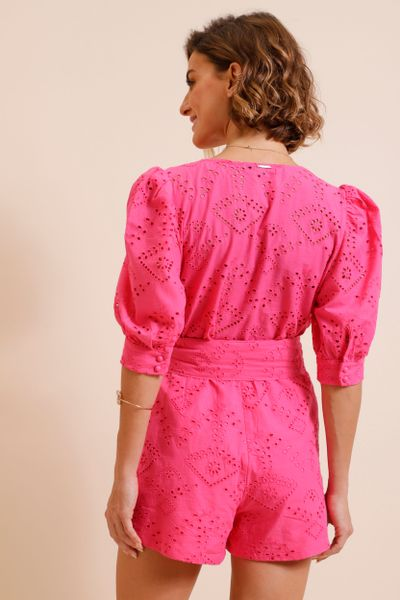 Shorts Laise Fresh Pink 36